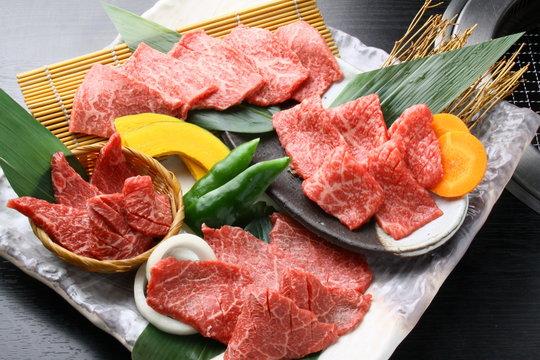 黒毛和牛赤身肉