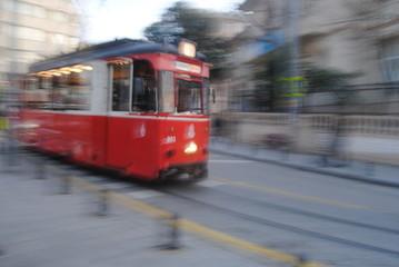 Moda Kadıköy tramvay