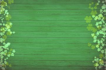 Clover leaf, trefoil, shamrock, St. Patric's Day