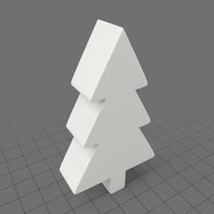 Cutout tree 2