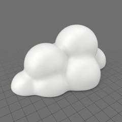 Flat cloud 3