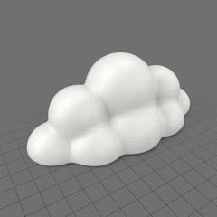 Flat cloud 5