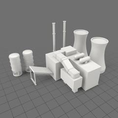 Mega factory