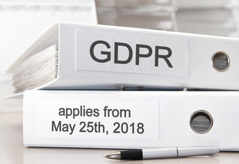 GDPR is coming - May 25th, 2018