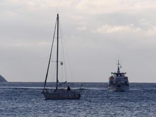 Bateaux mer
