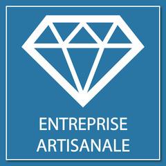 Logo entreprise artisanale.