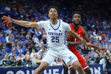 NCAA Basketball: SEC Conference Tournament-Kentucky vs Georgia