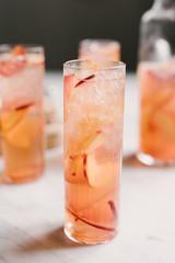 Peach Sangrias