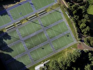 Aerial Sport Hardcourts