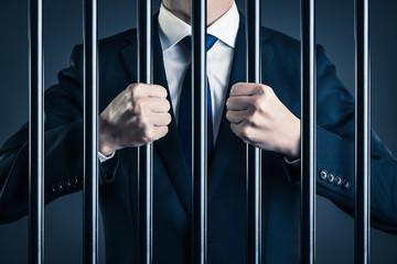 ビジネスマン 汚職 牢獄