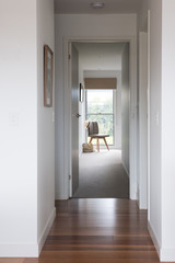 View to a bedroom