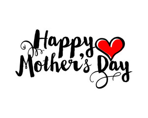 mothers day typography typographic creative writing text image