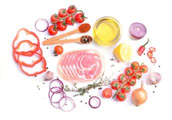 Italian pork ham