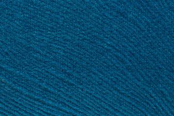 Fantastic blue textile background.
