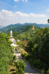 Thailand, Phuket, 2017 - Statue of the Buddhist goddess of mercy