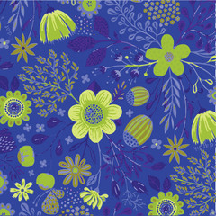 Floral Pattern Texture
