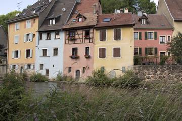 Thann,Alsazia, Francia