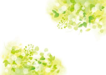 円 グリーン 緑 三 二