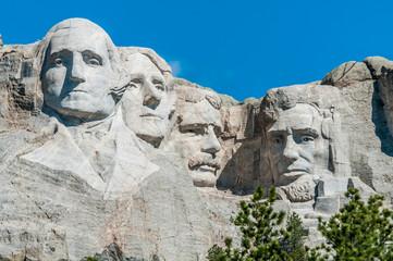 Mount Rushmore Up Close