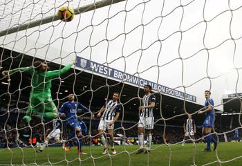 Premier League - West Bromwich Albion vs Leicester City