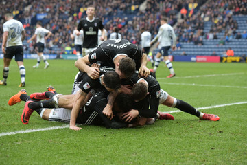Championship - Preston North End vs Fulham