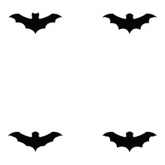 bat icon set