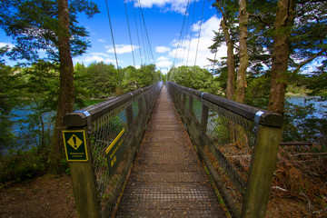 Te Anau Bridge