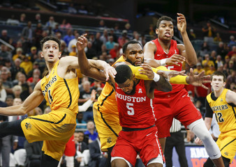 NCAA Basketball: American Athletic Conference Tournament-Wichita State vs Houston