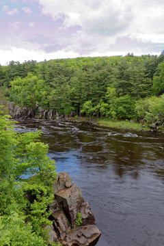 St. Croix River in Taylor's Falls
