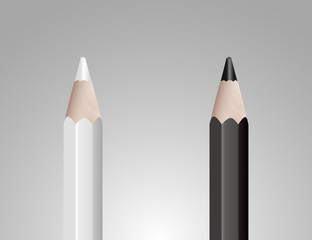 Pencil (Black and White)