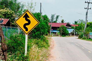 Traffic lights suggest to roam ahead.