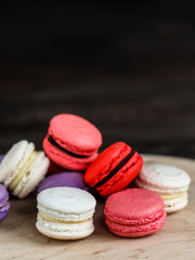 macaroon - delicious and beautiful dessert