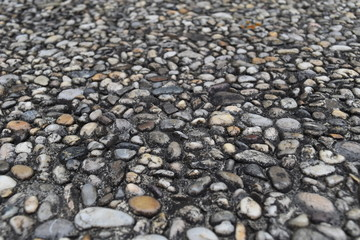 Gravel Stones Background Texture