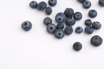 blueberry closeup