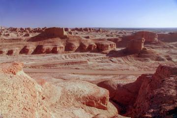 Natural scenery of Xinjiang Province, China