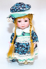 Poster Ranch Toy doll made of fabric and safe plastic for children's games