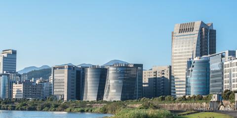 Neihu technology park in Taipei, Taiwan