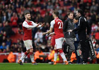 Premier League - Arsenal vs Watford