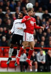 Championship - Nottingham Forest vs Derby County