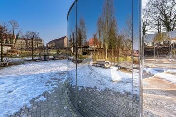 Spiegel im Seepark