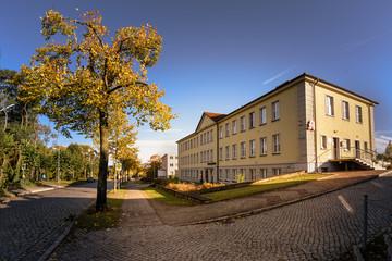 Poliklinik Ärtzehaus Grabowstraße
