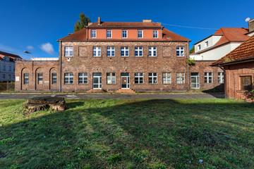 Ehemaliger Kreisbahnhof Prenzlau