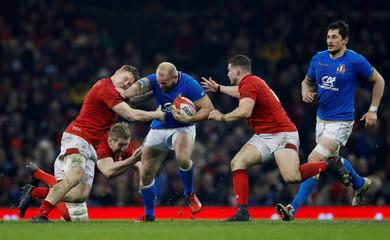 Six Nations Championship - Wales vs Italy
