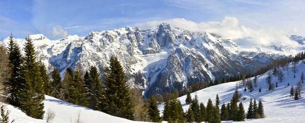 Folgarida ski resort