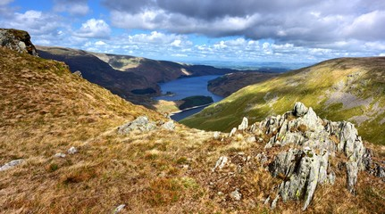 Haweswater in the Mardale valley