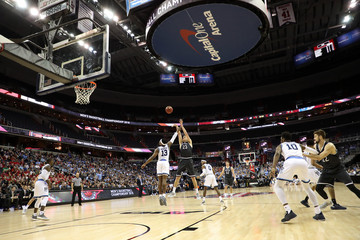 NCAA Basketball: Atlantic 10 Conference Tournament Championship-Davidson vs Rhode Island