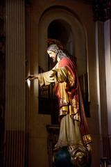 Imagen Sagrado Corazon de Jesus, Colegiata de San Isidro
