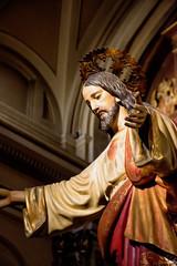 Sagrado Corazón de Jesús, Colegiata de San Isidro