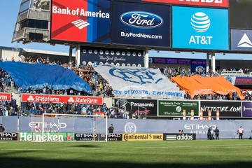 MLS: Los Angeles Galaxy at New York City FC