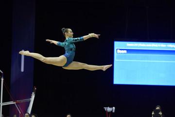FloSports: FloGymnastics LInternational Gymnix